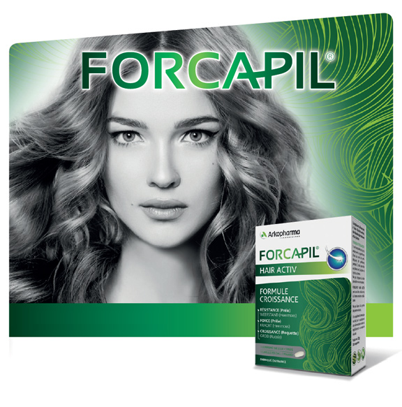 Forcapil Tabletta HAIR ACTIVE girl